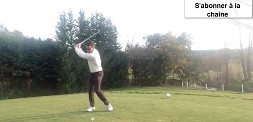 Les mauvais conseils golf!